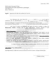 Lettera richiesta SALDO e fac simile di dichiarazione Giurata.pdf