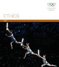 Code of Ethics - International Olympic Committee