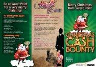 Wrest Point Merry Christmas - Wrest Point Hotel Casino