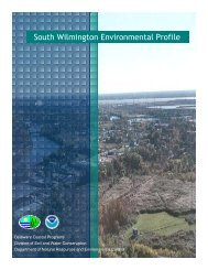 South Wilmington Environmental Profile - Delaware Department of ...