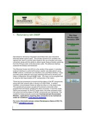 May/June 2009 - Renaissance Electronics Corporation