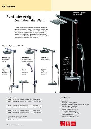 DuscHMasteR Rain - Schulte