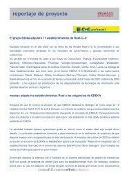 El grupo Edeka adquiere 17 establecimientos de Ruef-C+C maxess ...