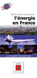 Guide l'énergie en France - Espace Info Energie Pays de la Loire
