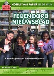 Feijenoord Nieuwsblad - Wijktijgers