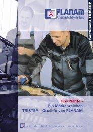 Drei Nähte – Ein Markenzeichen. TRISTEP ... - schwabe-wm.de