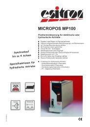 MP 100 - esitron