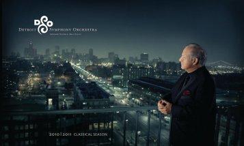 F - Detroit Symphony Orchestra