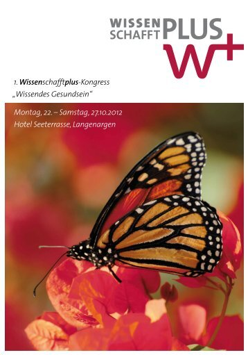 Konferenz-Programm komplett - Blog von VICIENTE.AT