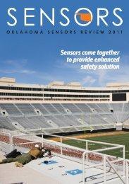 Oklahoma Sensor Alliance - Advanced Radar Research Center