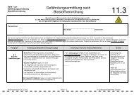 Gefährdungsermittlung nach Biostoffverordnung Seite 1