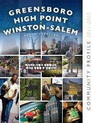 1-2012 - City of High Point