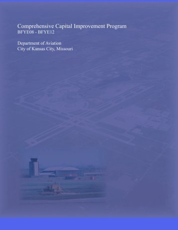 Capital Improvement Plan - Kansas City International Airport