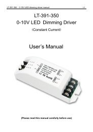 User's Manual - Shoptronica