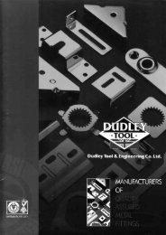 Dudley Tool & Engineering - F R Scott Ltd