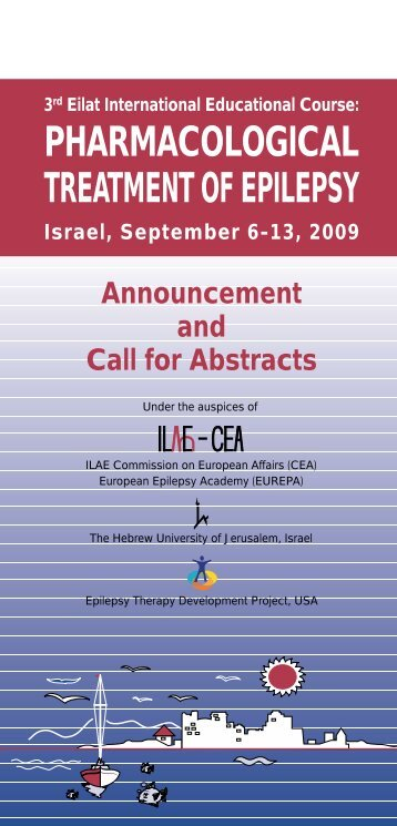 Announcement and Call for Abstracts