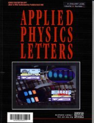 download the PDF file - Nanoelectronics Laboratory - University of ...