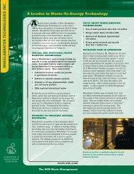 WHEELABRA TOR TECHNOLOGIES INC. - Waste Management