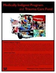 Medically Indigent Program - Washington State Hospital Association