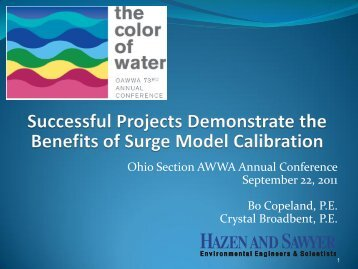 Successful Projects Demonstrate the Benefits of ... - Ohiowater.org