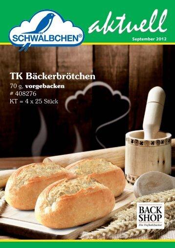 Tiefkühlkost - SCHWÄLBCHEN Frischdienst
