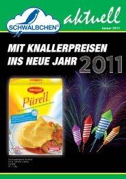 01_Schwälbchen Aktuell_Januar_2011.indd - SCHWÄLBCHEN ...