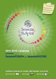 2011-2012 Catalogue SeasonsFUSIONand ... - MediaCom