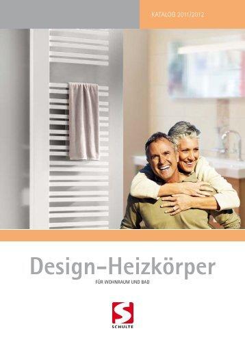 Design-Heizkörper - Schulte