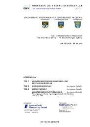 Begründung Satzung (pdf 79 kb) - Stadt Schwandorf