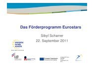 Eurostars Scharrer