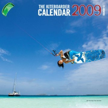 THE KITEBOARDER 2009