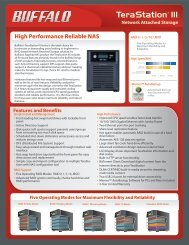 High Performance Reliable NAS