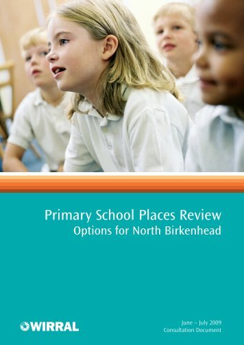 Full Consultation Document - Wirral Learning Grid