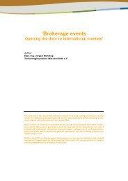 'Brokerage events
