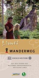 THE LIMES CONNECTS - Schwäbischer Wald