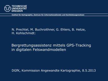 Präsentation - Kommission Angewandte Kartographie