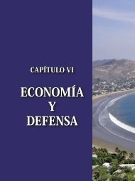 Capítulo VI: Economía y Defensa - Resdal