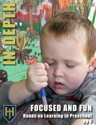 INDEPTH February 2012 PDF - Hillcrest Christian School