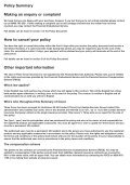 Policy Booklet - Lifestyle Services Group Ltd - Page 6