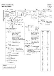 [DIAGRAM_0HG]  Range Rover Classic (1987) Workshop Manual - smithies.co.nz | 1988 Range Rover Wiring Diagram |  | Yumpu