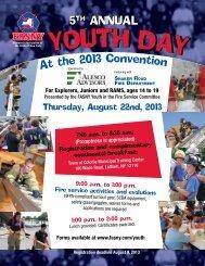 Youth Day Registration Form - FASNY