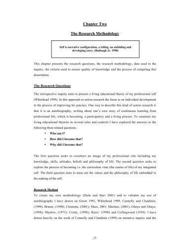 ma thesis methodology chapter What goes where in a thesis or dissertation title summery 1 page (or an abstract) methodology chapter in a section devoted to describing your case.