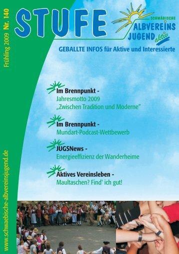 STUFE - Schwäbische Albvereinsjugend