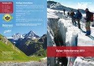 Kalser Gletscherreise 2011 - Kitz.Net