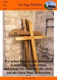 Im Auge behalten Februar - Maintal-kirche.de