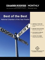 Best of the Best - Hilton Head Island-Bluffton Chamber of Commerce