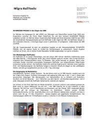 Angebot - Verband Schweizer Presse