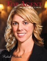Rachael Richards - Top Agent Magazine