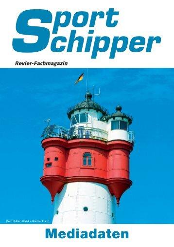 Mediadaten SportSchipper 2013 - SVG Verlag