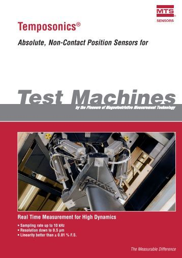 view (900 KB) - MTS Sensors